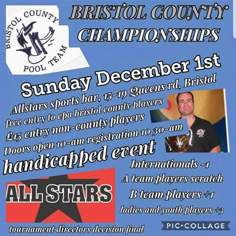 Bristol County Championships 2019
